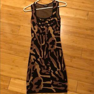 Leopards Cocktail dress